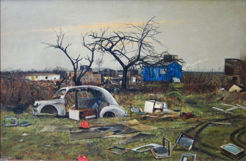 le Zone, 1972, 90 x 122